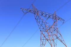 Elektryczność pilon Obraz Royalty Free