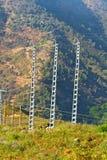 Elektryczna energia Zdjęcia Stock