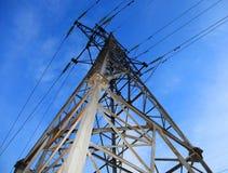 elektryczności część pilon Obraz Stock