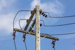 Elektryczności poczta Obraz Royalty Free
