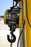 Elektryczności pulley Obraz Royalty Free