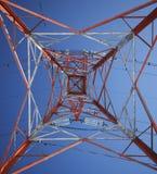 elektryczność pilon Fotografia Royalty Free