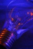 elektryczny żarówki światło Zdjęcia Stock