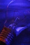 elektryczny żarówki światło Obrazy Royalty Free