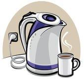elektryczny czajnik Zdjęcie Stock