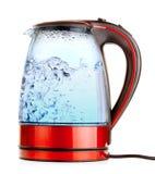 Elektryczny czajnik Obrazy Stock