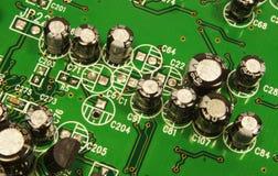 elektryczny deskowy obwód Obraz Stock
