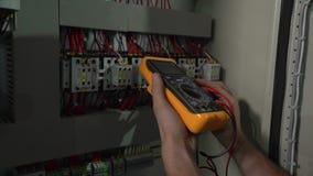 Elektryczny drutowania testowanie zbiory