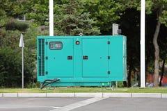 elektryczny generator Obraz Stock