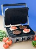 elektryczny grill Obrazy Stock