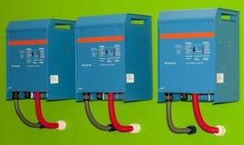 Elektryczny kontrolny pudełko Fotografia Stock