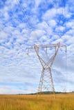 elektryczny krajobraz Obrazy Royalty Free