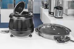Elektryczny kuchenny wyposażenie Zdjęcie Stock