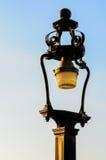 Elektryczny lampion Zdjęcie Stock
