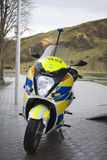 elektryczny motocykl Obraz Royalty Free