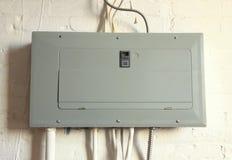 elektryczny panel obraz royalty free