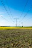 Elektryczny pilon Zdjęcie Stock