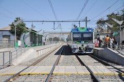 Elektryczny pociąg Zdjęcia Royalty Free