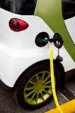 elektryczny pojazd Fotografia Royalty Free