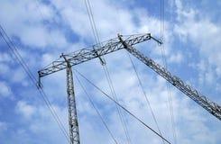 elektryczny przemysł obraz stock