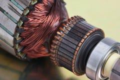 Elektryczny rotor w górę zdjęcie stock