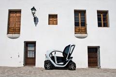 Elektryczny samochód Royalty Ilustracja