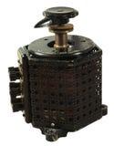 elektryczny stary transformator Zdjęcie Stock