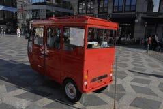ELEKTRYCZNY taxi Fotografia Stock