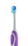 Elektryczny toothbrush Zdjęcie Royalty Free