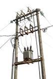 elektryczny transformator Fotografia Royalty Free