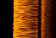 Elektryczny transformator Fotografia Stock