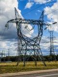 Elektryczny wierza Zdjęcie Stock