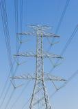 Elektryczny wierza Obraz Royalty Free