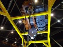 elektryczny winch Fotografia Stock