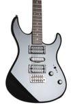 elektryczny zamknięta elektryczna gitara Fotografia Stock