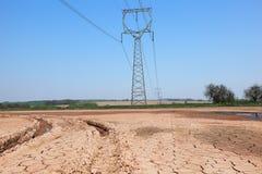 elektryfikacja Zdjęcie Stock