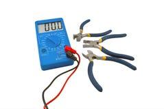 elektryków narzędzia Zdjęcie Royalty Free