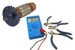 Elektryków narzędzia Obraz Stock