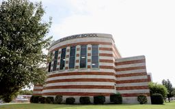 Elementär grundskola Arkivbild
