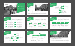 10 elementów eps infographics Fotografia Royalty Free