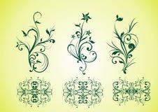 elementów wzoru wektor ilustracji