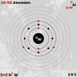 Element aluminium Zdjęcie Royalty Free