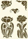 Element av designen stock illustrationer