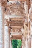 The element of Celsus Library, Turkey 3 Royalty Free Stock Photography