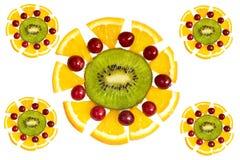 element dekoracyjna owoc Zdjęcie Royalty Free