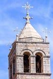 Element der alten Kirche Stockbilder