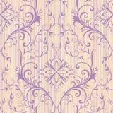Element des nahtlosen Musters mit eleganter Zeichnung Stockfotografie