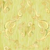 Element des nahtlosen Musters mit eleganter Zeichnung Lizenzfreie Stockbilder