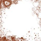Element for design, frame, illustration Stock Images