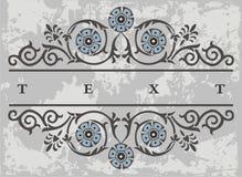 element etykiety Zdjęcie Royalty Free